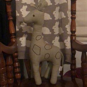 RH baby & child chambray giraffe